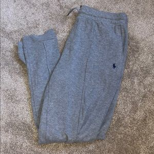 Polo sweatpants